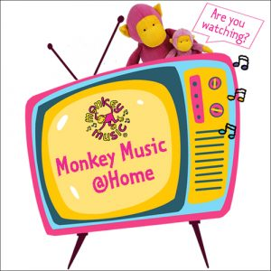 Monkey Music online classes