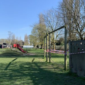 coronavirus parks playgrounds